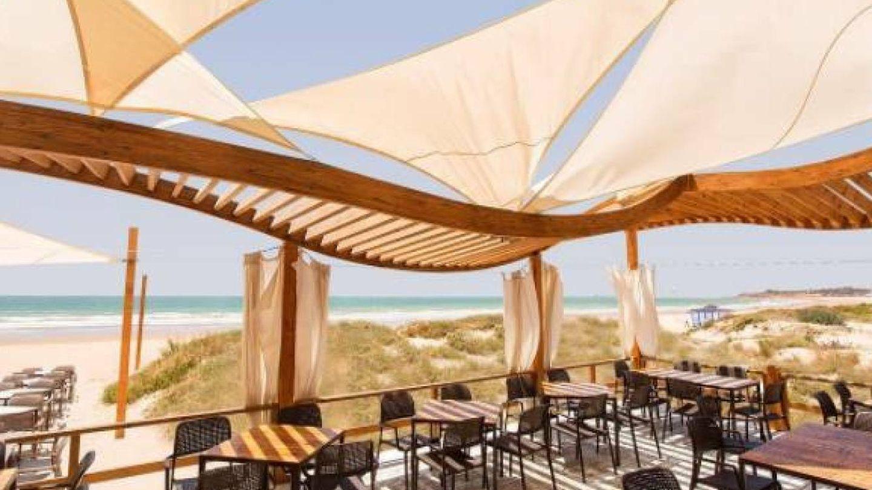 Mojama Beach, todo el espíritu de La Barrosa.