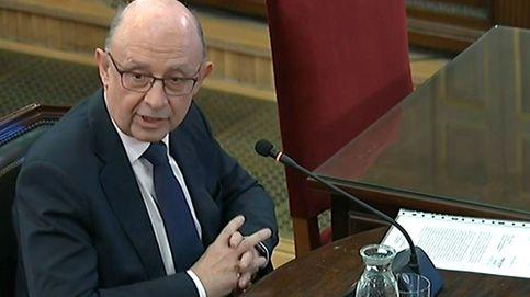 Juicio 'procés', en directo| Santamaría: No traté el 1-O con nadie de la Generalitat