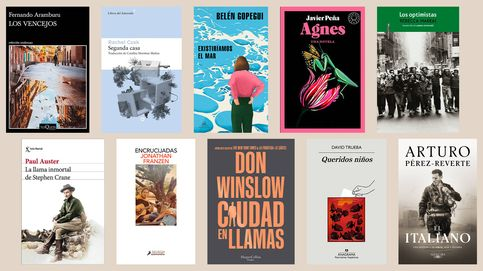 Diez novelas muy esperadas para este otoño