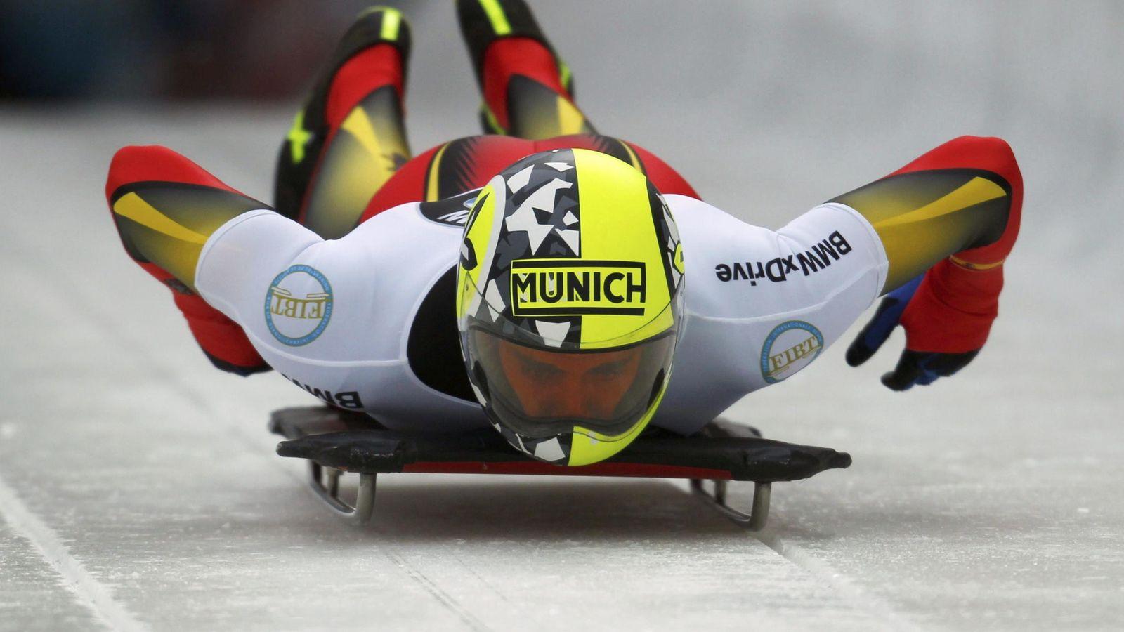 Foto: Mirambell ganó las dos últimas pruebas disputadas en Lake Placid (Efe)