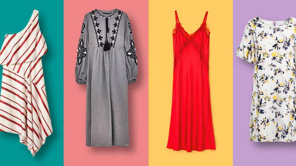 Estos son los vestidos que vas a necesitar este verano