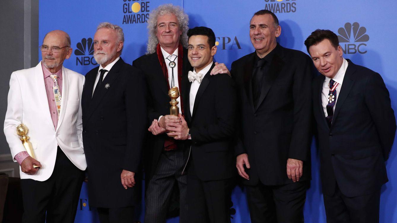 'Bohemian Rhapsody', 'Green Book' y 'Roma' conquistan los Globos de Oro