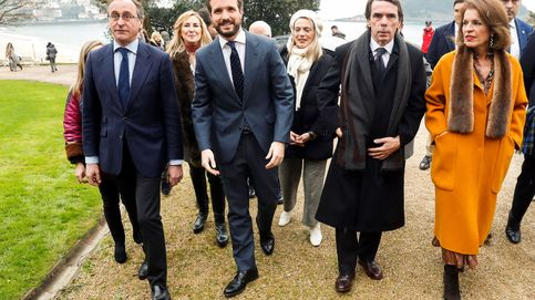 Ni Rosa Díez estuvo, ni Maite Pagaza quiso... y el PP se 'abraza' a Alfonso Alonso