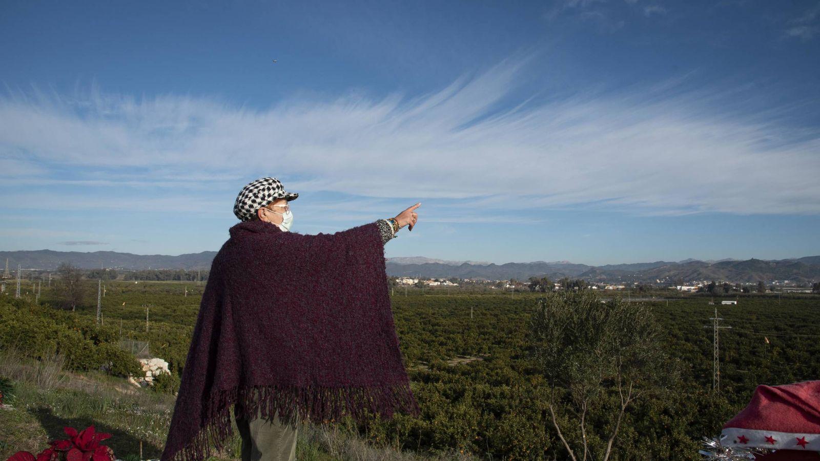 La depuradora que tiene en vilo a 300 familias y cinco municipios de Málaga 2