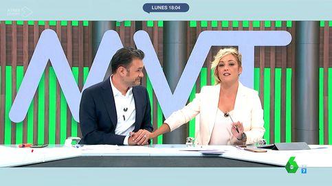 Las inesperadas pullas de Iñaki y Cristina Pardo en su llegada a 'Más vale tarde'