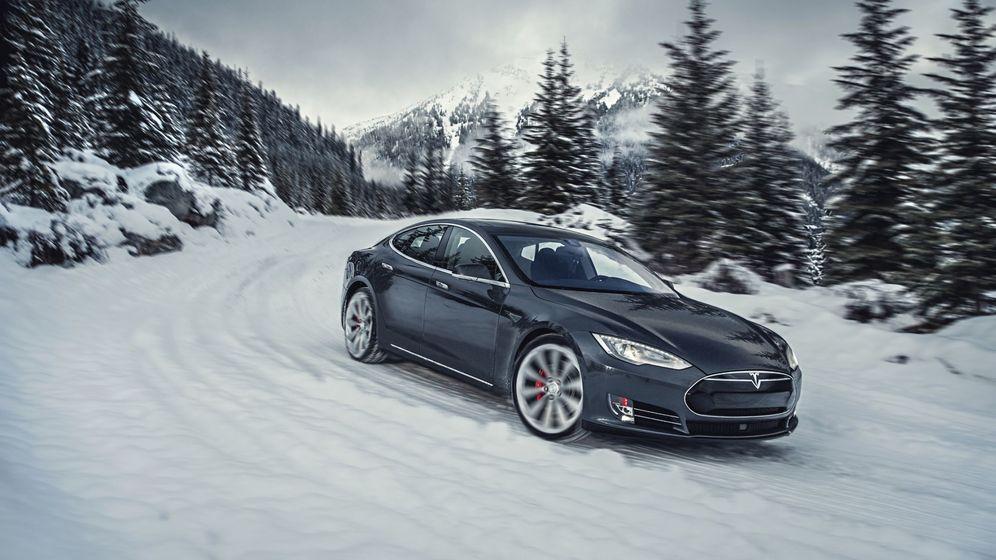 Foto: Tesla Model S, el más vendido en Noruega