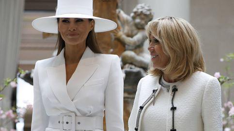 Brigitte vs. Melania: por qué a la francesa no se le echa en cara su amor por la moda