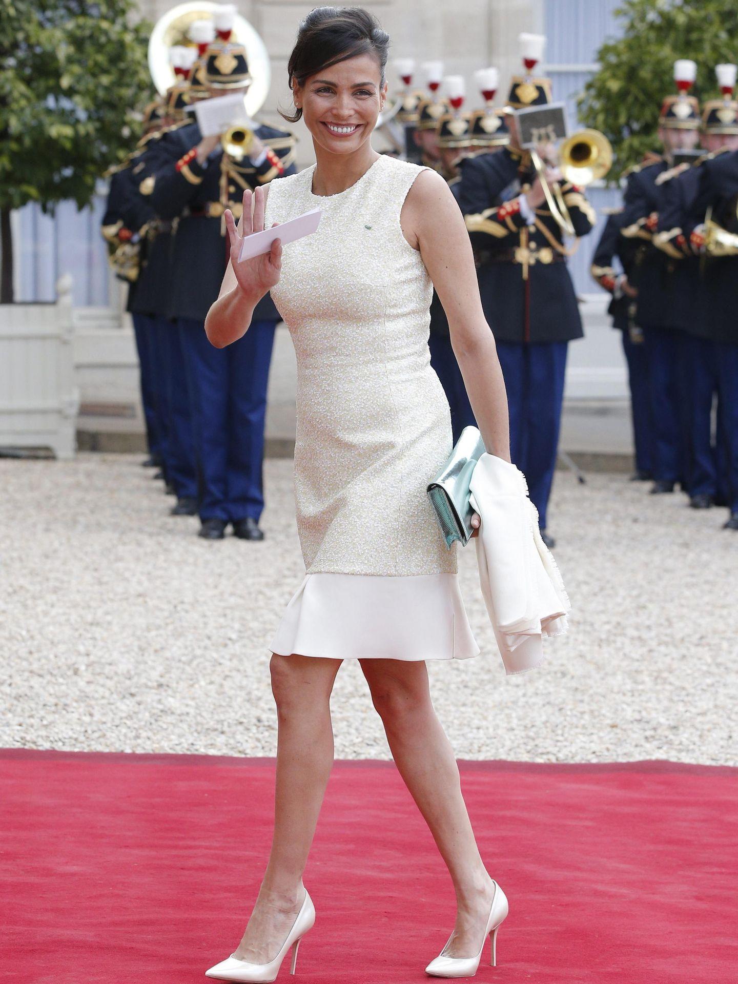 Inés Sastre, una de las modelos españolas más cotizadas. (EFE)