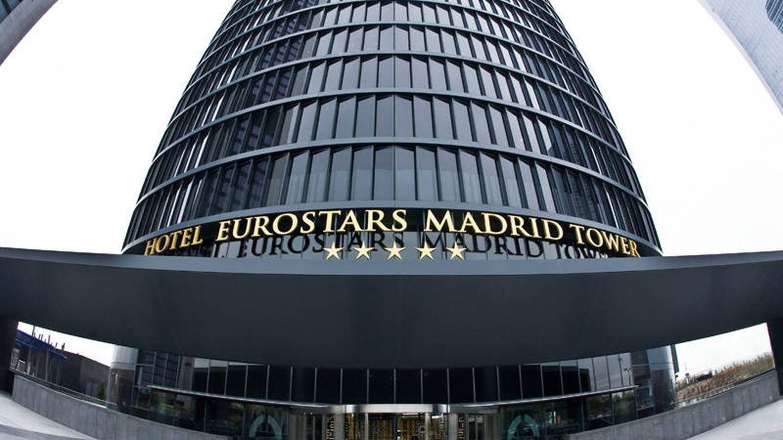 Imagen del Hotel Eurostars, propiedad de Merlin. (EFE)