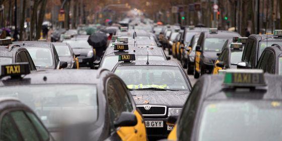 selección premium atractivo y duradero grandes ofertas Uber: La ruleta de las licencias de taxi y VTC: el miedo ...
