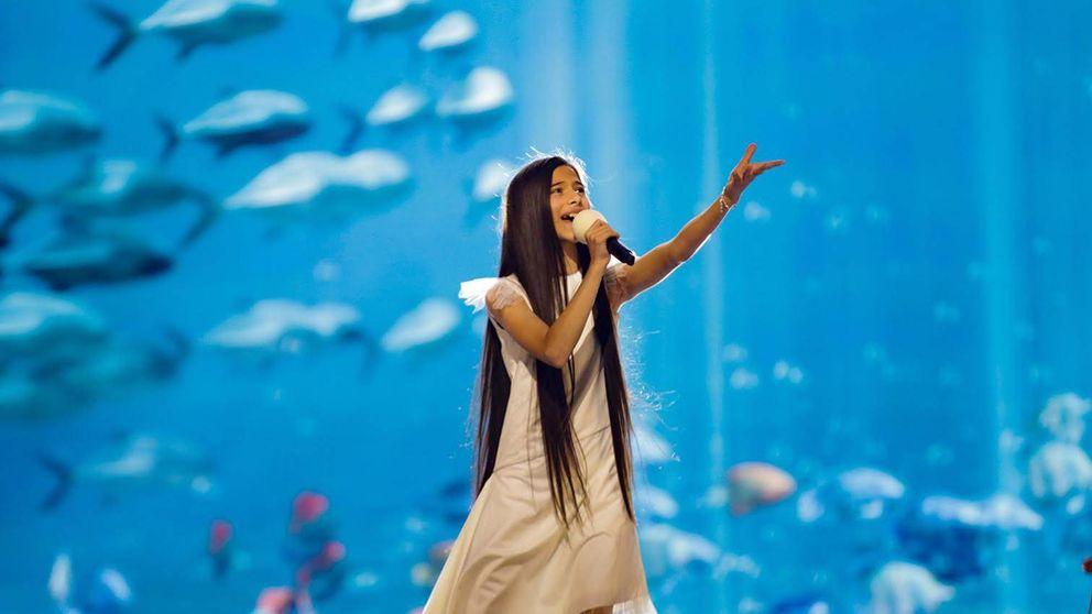 Eurovisión Junior 2019: las canciones rivales de la española Melani García