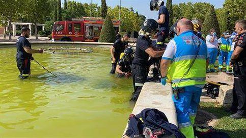 Muere ahogado un joven en Móstoles (Madrid) al ser succionado por la tubería de una fuente