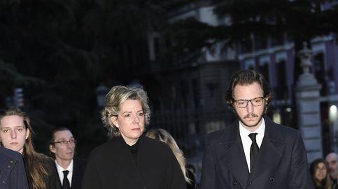El adiós definitivo a Pilar de Borbón sin la familia real en la Almudena