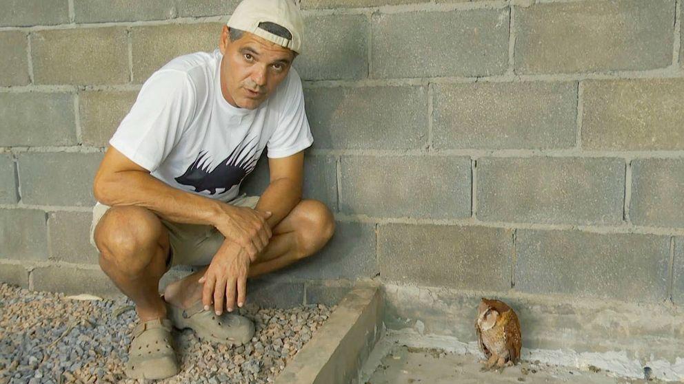 El búho con el que Frank Cuesta condena las fotos en Instagram con animales
