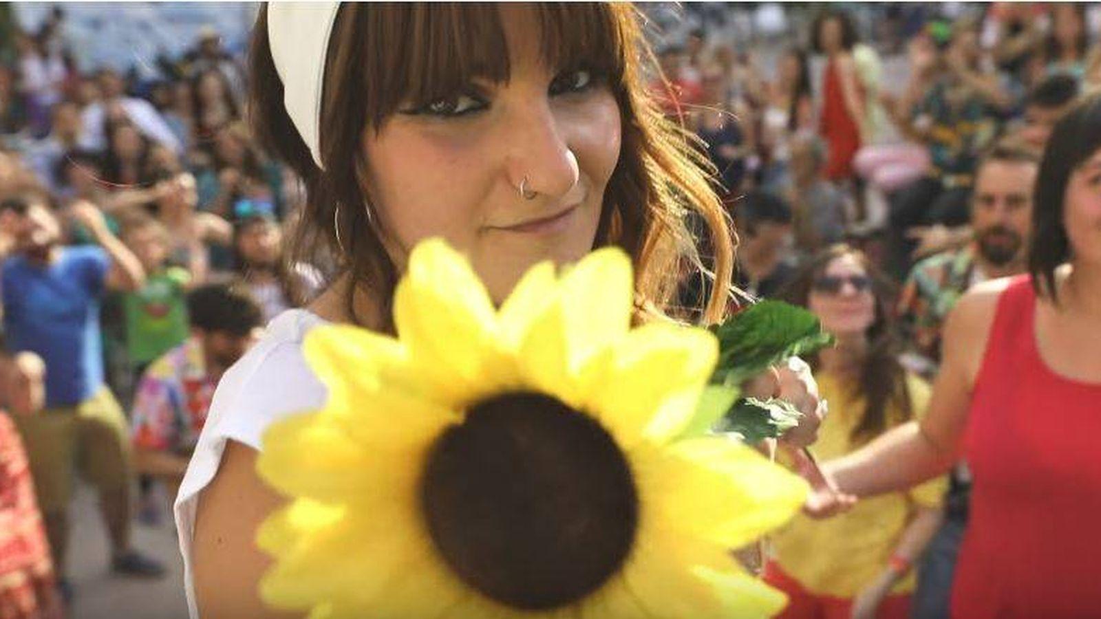 Foto: 'Girasoles', la canción de Rozalén que los padres de Gabriel querían que sonara el día de su despedida
