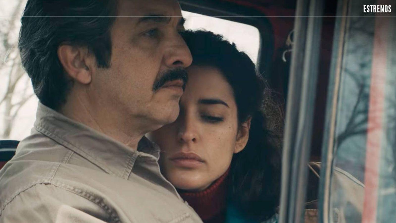 Foto: Ricardo Darín e Inma Cuesta, en un fotograma de 'Capitán Kóblic'.