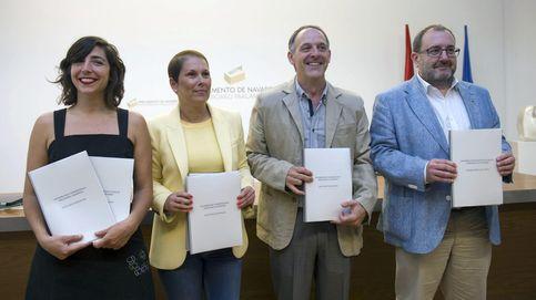 La ruptura de Podemos en Navarra amenaza la estabilidad del Ejecutivo de Barkos