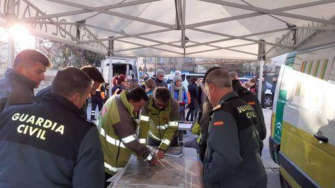 Hallan restos humanos en la zona de Zújar en la que desapareció el anciano de 89 años