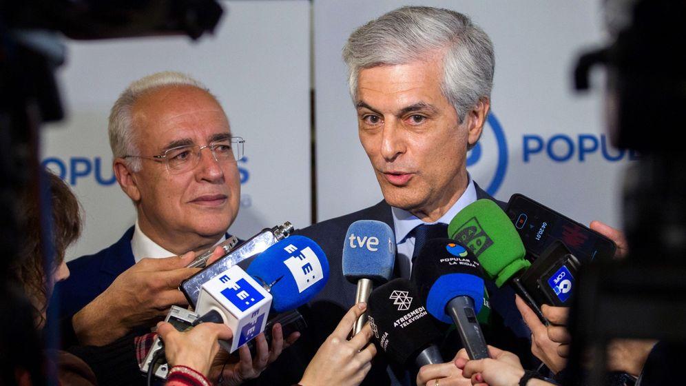Foto: Adolfo Suárez Illana. (EFE)