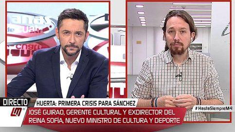 El dardo de Podemos a Mediaset tras la cancelación de 'Las mañanas de Cuatro'