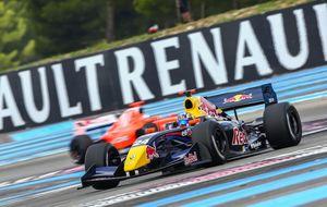 Molina puntúa por tercera vez y Sainz Jr no pudo tomar la salida