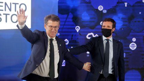 Casado se rodeará de barones, alcaldes y exministros para vigilar los fondos UE