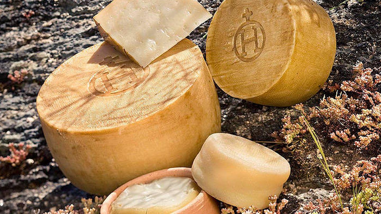 Los quesos de Hacienda Zorita