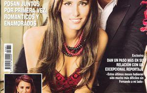 Ana Boyer y Fernando Verdasco posan juntos por primera vez