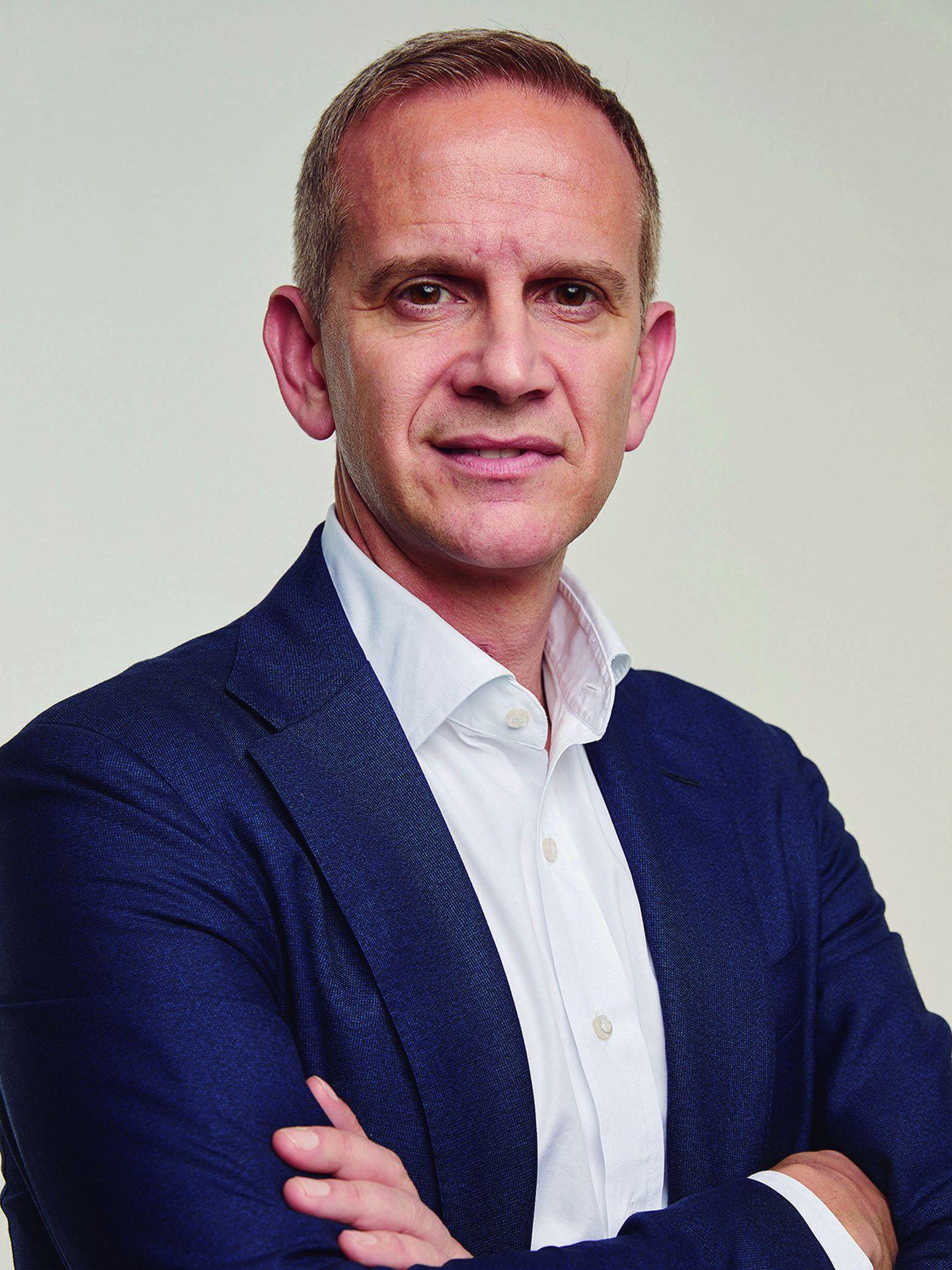 Carlos Crespo, nuevo consejero delegado de Inditex. Imagen: Inditex