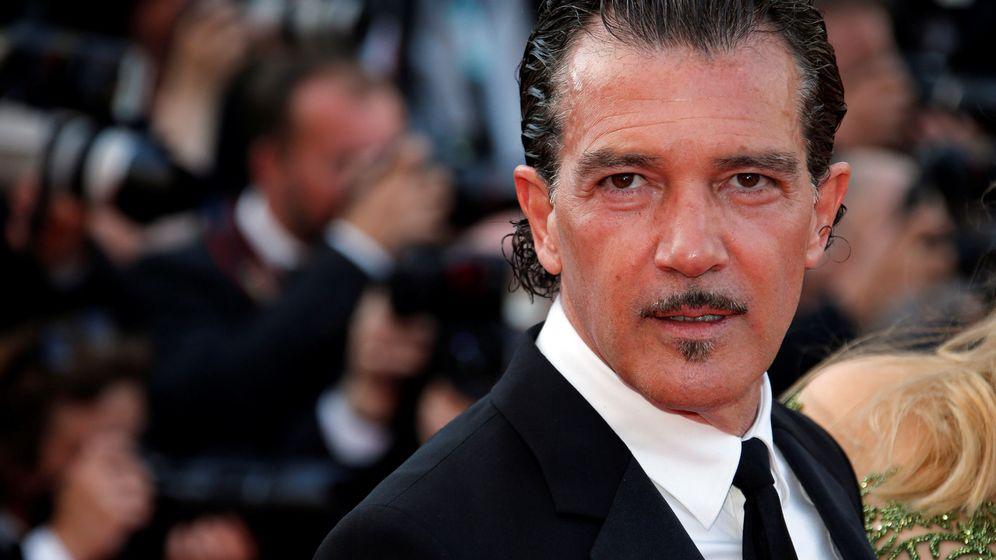 Foto: Antonio Banderas en el Festival de Cannes (Reuters)