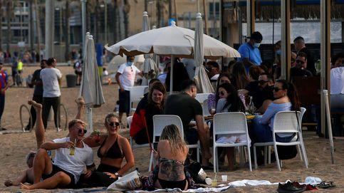 La llegada de turistas extranjeros cae un 100% en abril por el cierre de fronteras