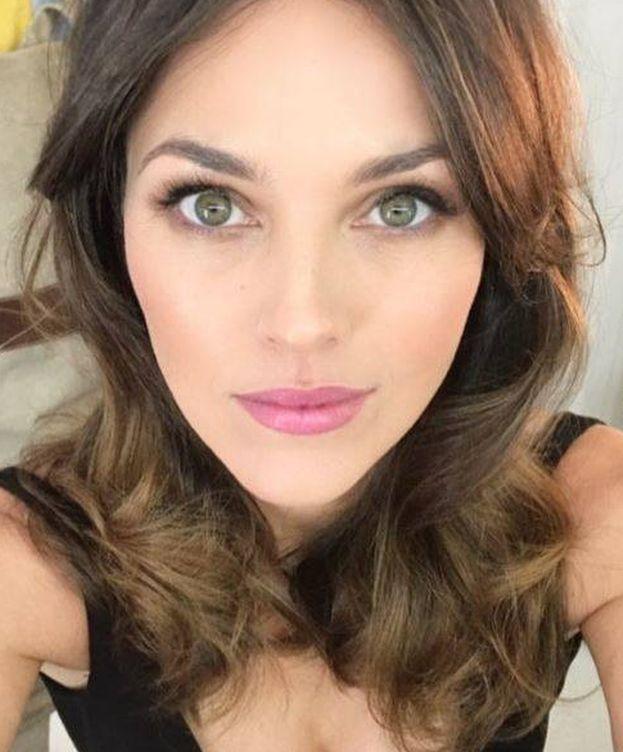 Foto: Helen Lindes en una imagen de su perfil en redes sociales