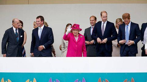Polémica con el nieto de Isabel II: un viaje, un encuentro con una mujer y presencia policial