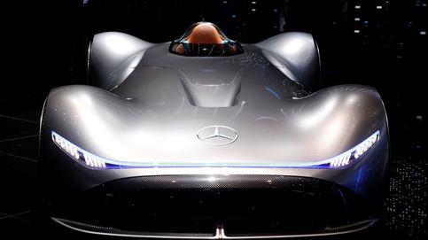 Eléctricos y autónomos: los espectaculares prototipos del coche del futuro