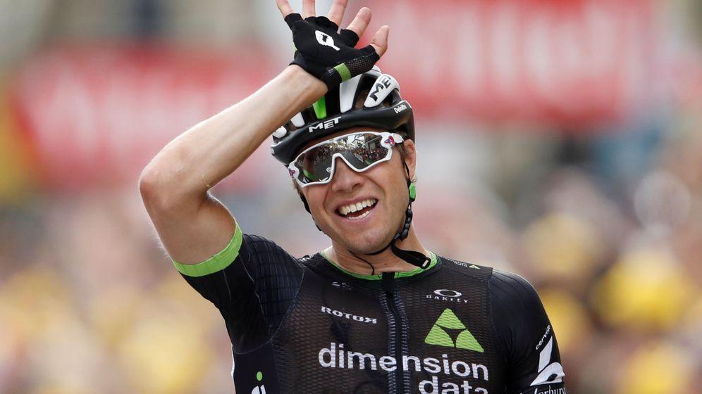 Foto: Boasson Hagen esta vez sí fue primero. (Reuters)