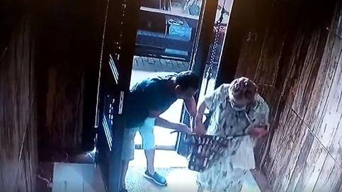 Brutal agresión a una mujer de 85 años en la puerta de su casa en Valencia