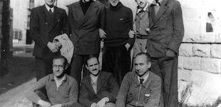 Post de El franquismo bajo otra luz ¿Qué esconde esta foto de los fundadores del Opus?