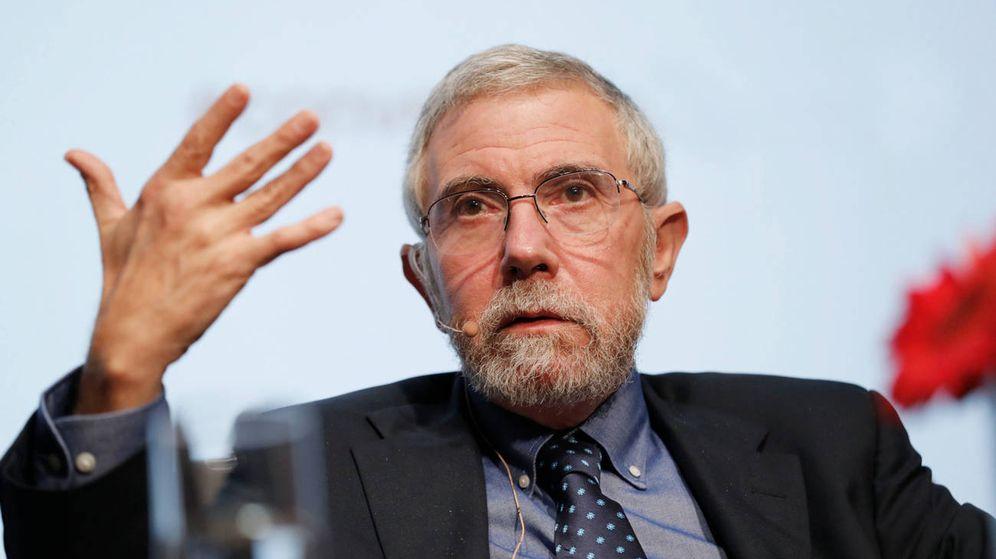 Foto: Paul Krugman. (EFE)