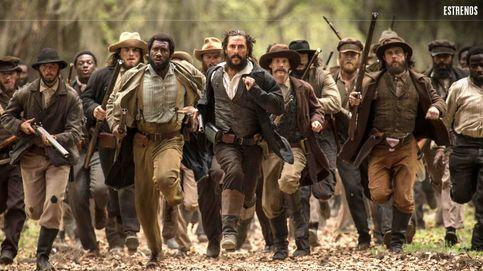 'Los hombres libres de Jones': ¡gloria al hombre blanco!
