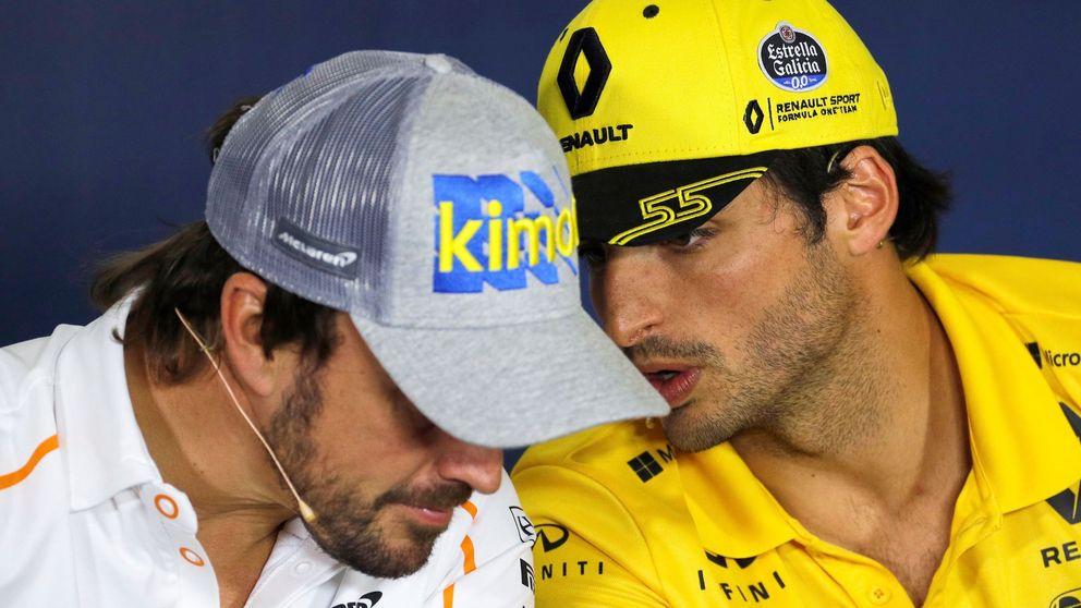 Carlos Sainz, o la guerra de nervios y picardía para negociar un contrato en F1