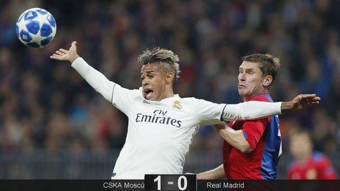 Un Real Madrid irritante en Moscú y no solo por culpa de Kroos