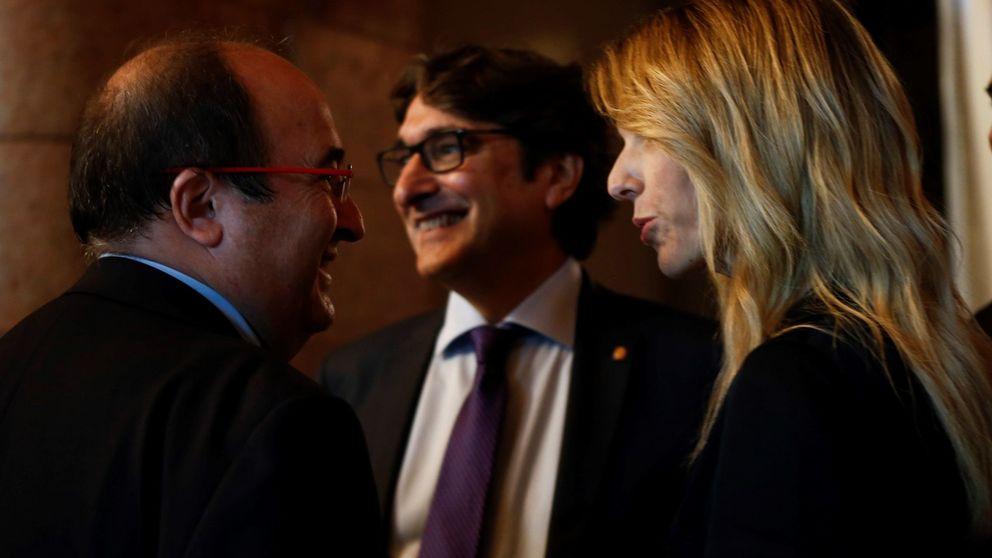 Rifirrafe entre Álvarez de Toledo e Iceta en el Parlament: Vota con los constitucionalistas