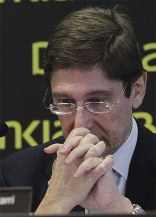 Foto: Bankia se desploma un 20% y arrastra a Banco de Valencia tras la valoración del Frob