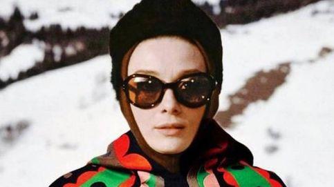 Las imágenes nunca vistas de Audrey Hepburn, musa de la marca Valentino