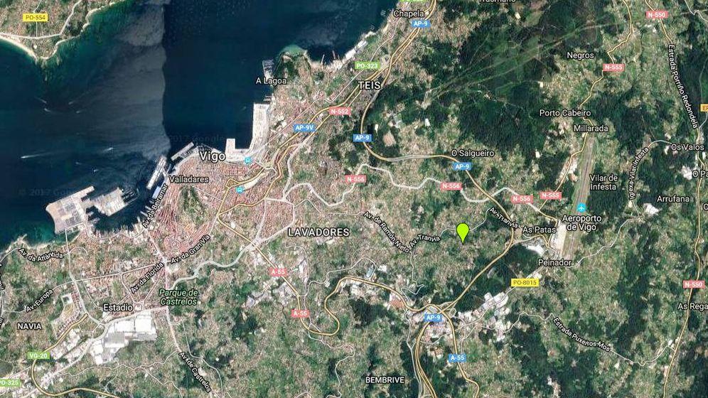Foto: Lugar donde se ubicaría el macrocentro comercial. (GoogleMaps)