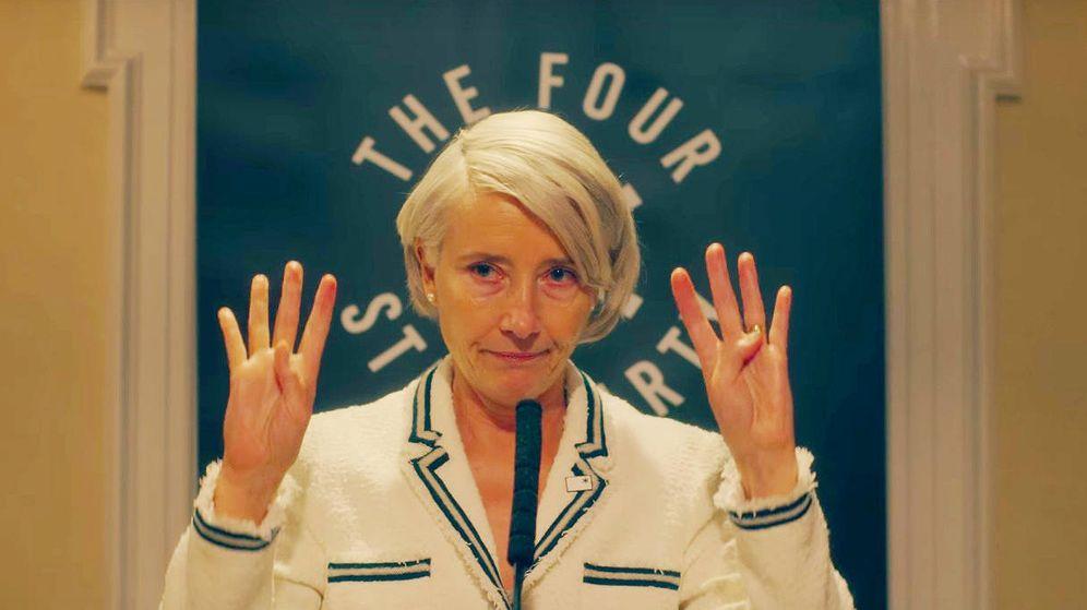 Foto: Imagen de la serie 'Years and Years'. (BBC)