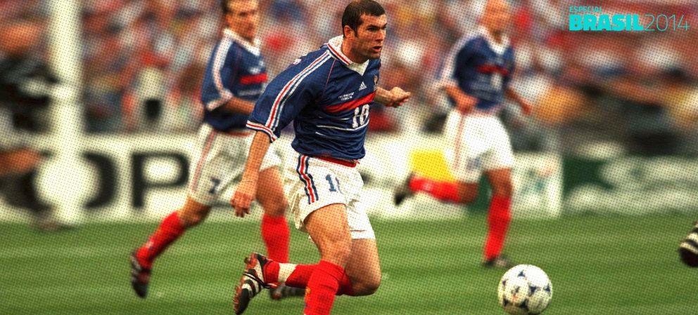 Foto: Francia '98: el Mundial de Zidane