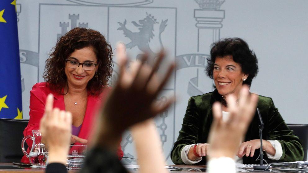 Sánchez dejará fuera de la negociación de los Presupuestos el referéndum y los presos