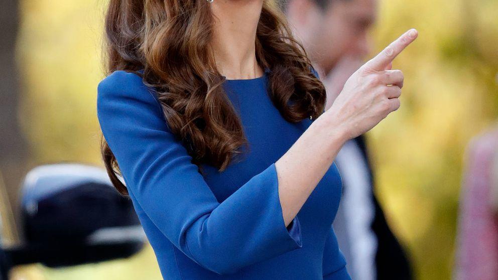 El entrañable (e inesperado) guiño de Kate Middleton a Lady Di en la foto familiar