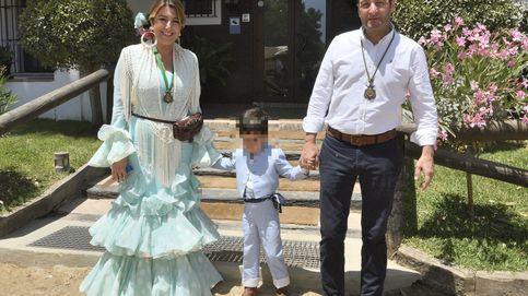 Susana Díaz y José María Moriche, un matrimonio normal a por la parejita